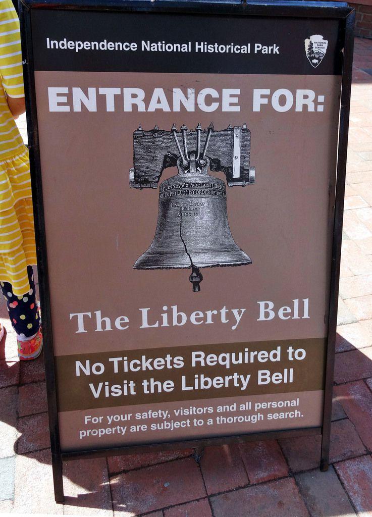 Philadelphie Old City-Liberty Bell Center