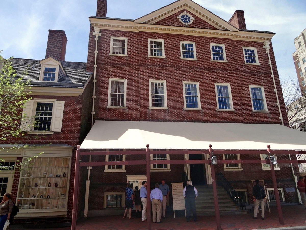 Philadelphie Old City Tavern