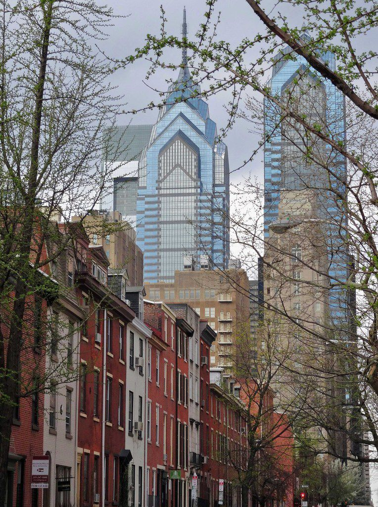 Philadelphie Liberty Place Tower