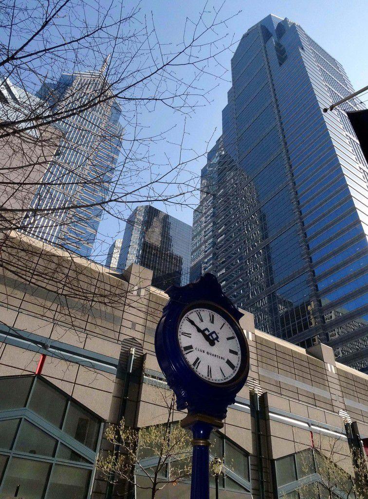 Philadelphie financial district