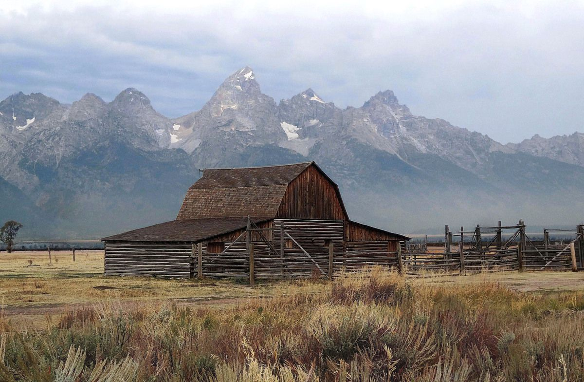 Grand Teton T.A. Moulton Barn