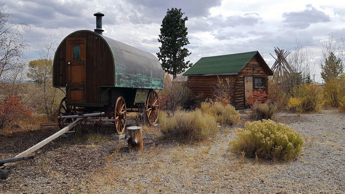 Pinedale Museum of The Mountain Man
