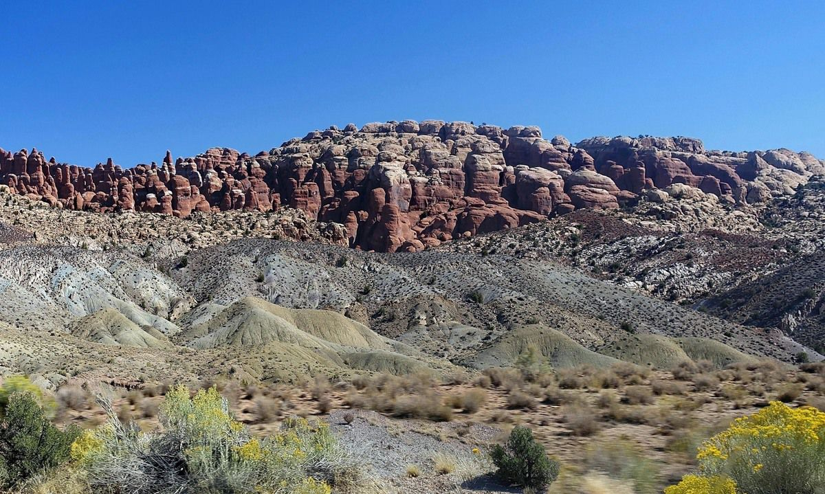 Arches Park Fiery Furnace