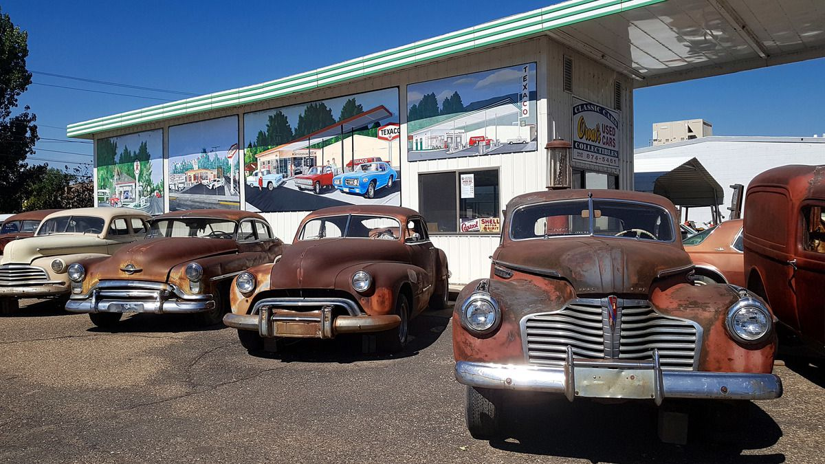 Delta Orval's Used Classic cars