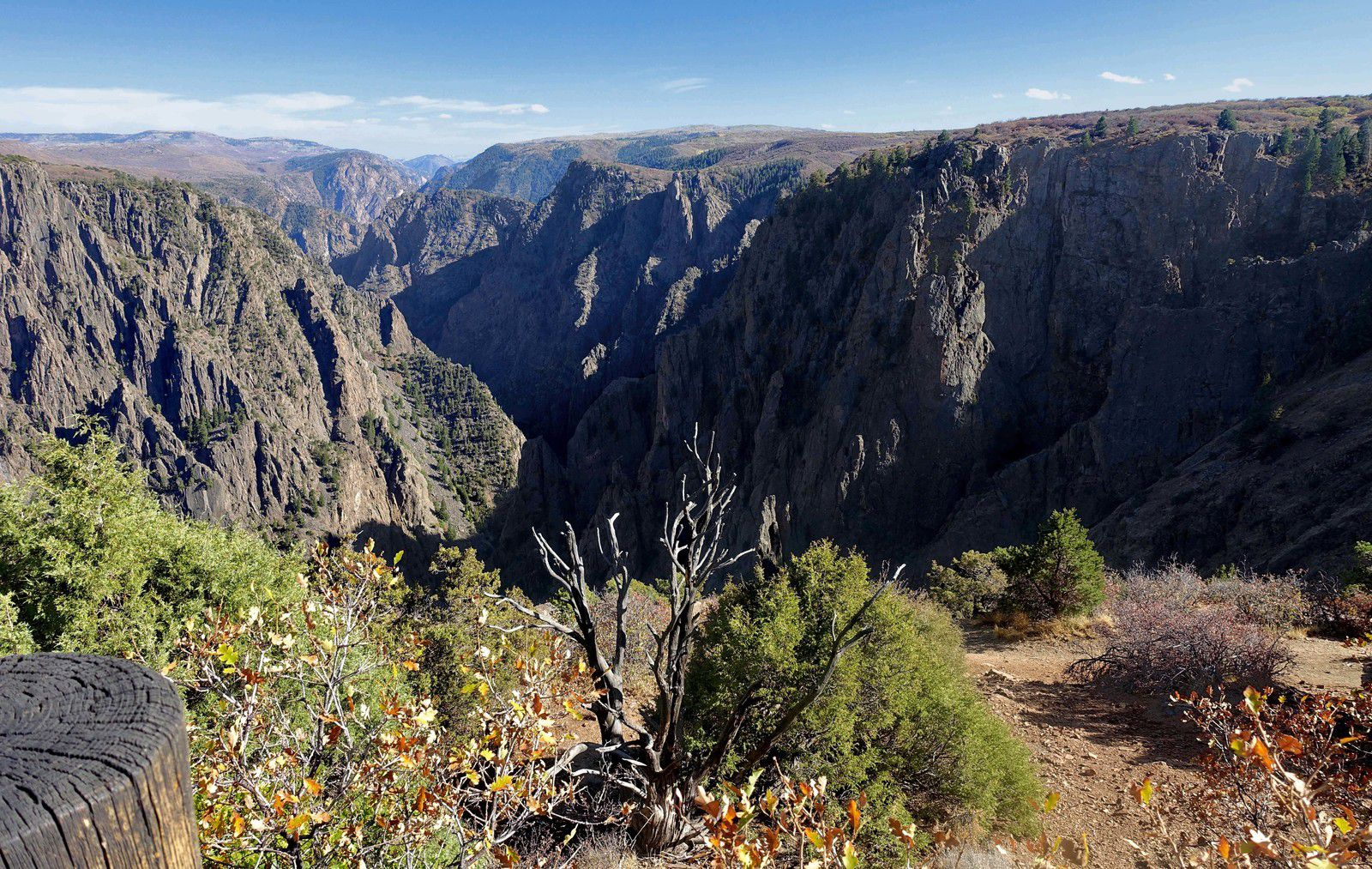 ALBUM AUTOMNE 2018 :  BLACK CANYON OF THE GUNNISON - DELTA