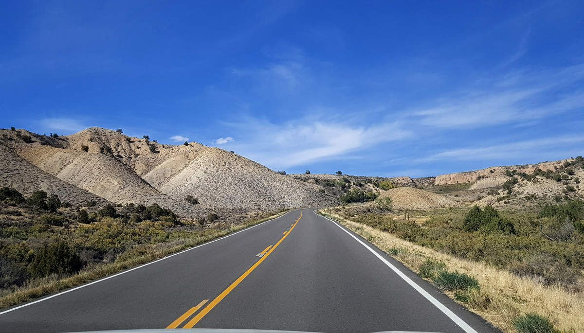Black Canyon of the Gunnison route 347