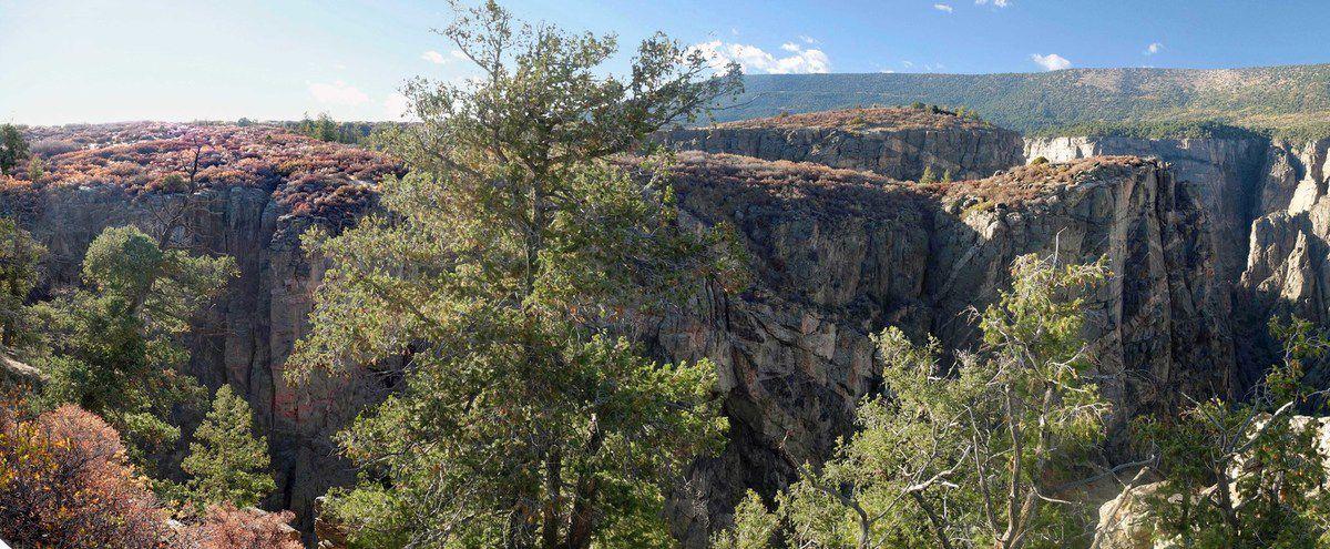 Black Canyon Devils Lookout