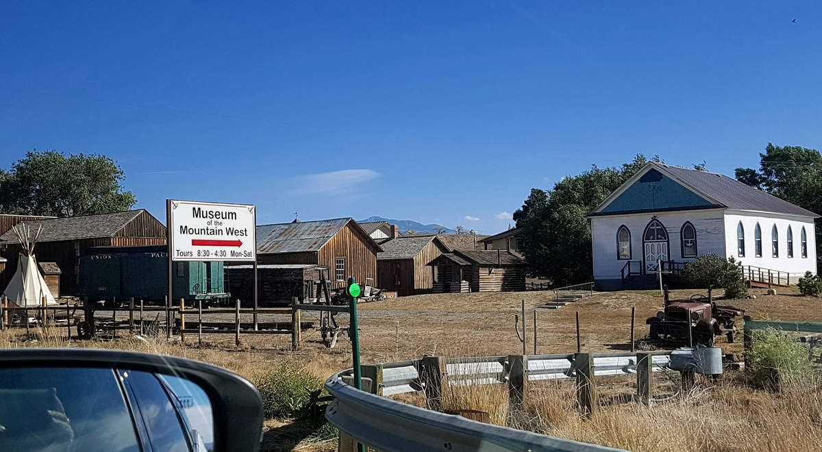 Montrose Museum of The Mountain West