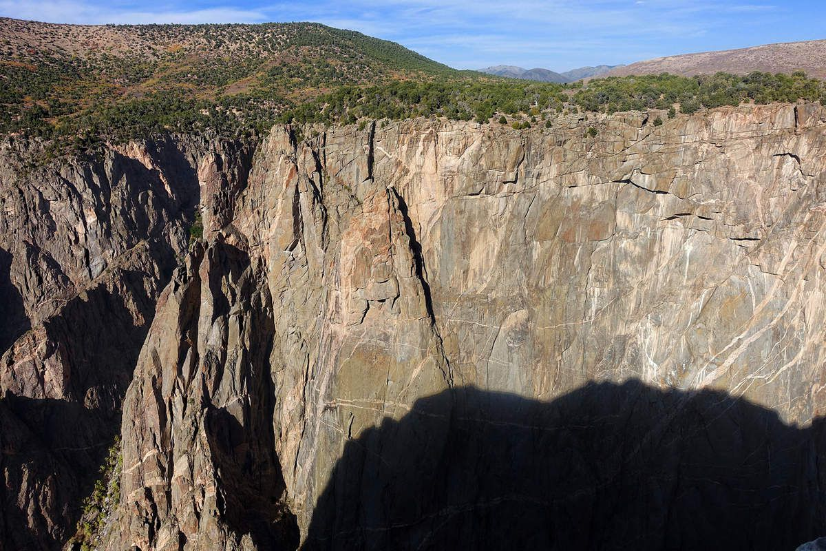 Black Canyon Chasm Point