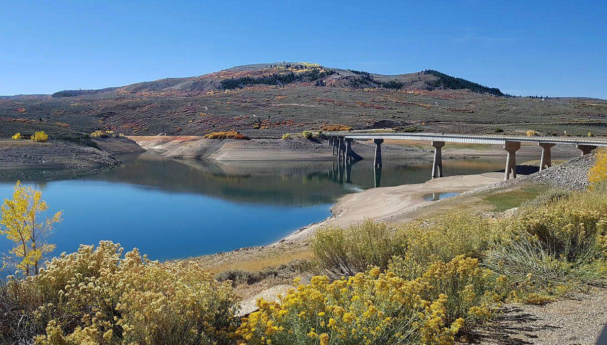 Blue Mesa Reservoir Colorado
