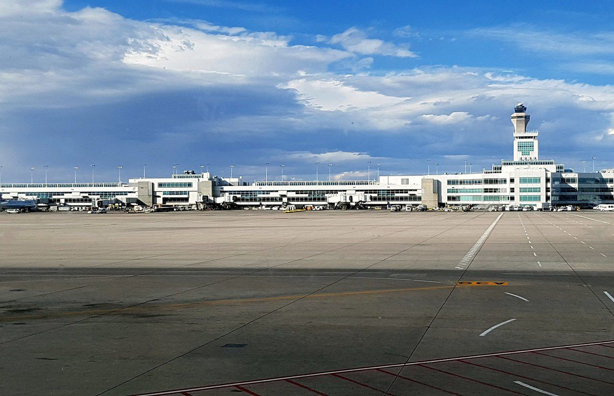 Denver aéroport