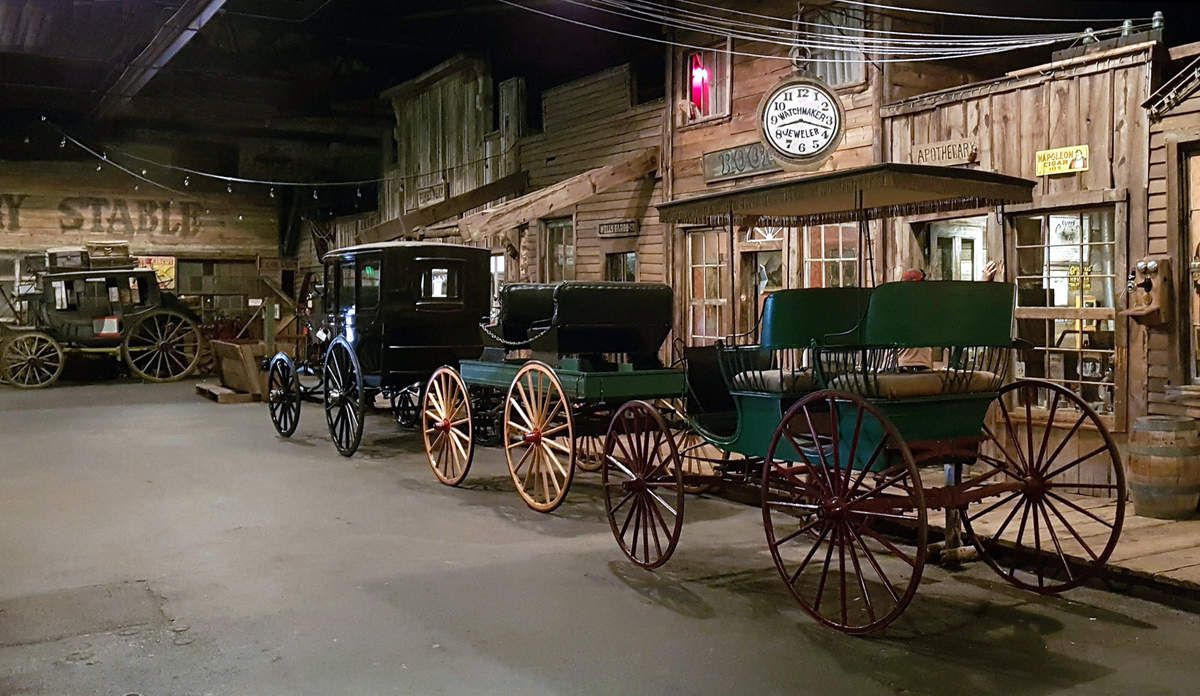 Colorado Springs Ghost Town Museum