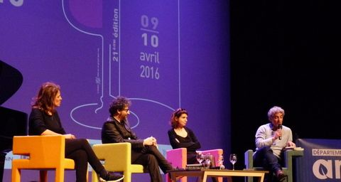 Sarah Doraghi, Radu Milhaileanu, Marie-Christine Courtès, Olivier Pourriol