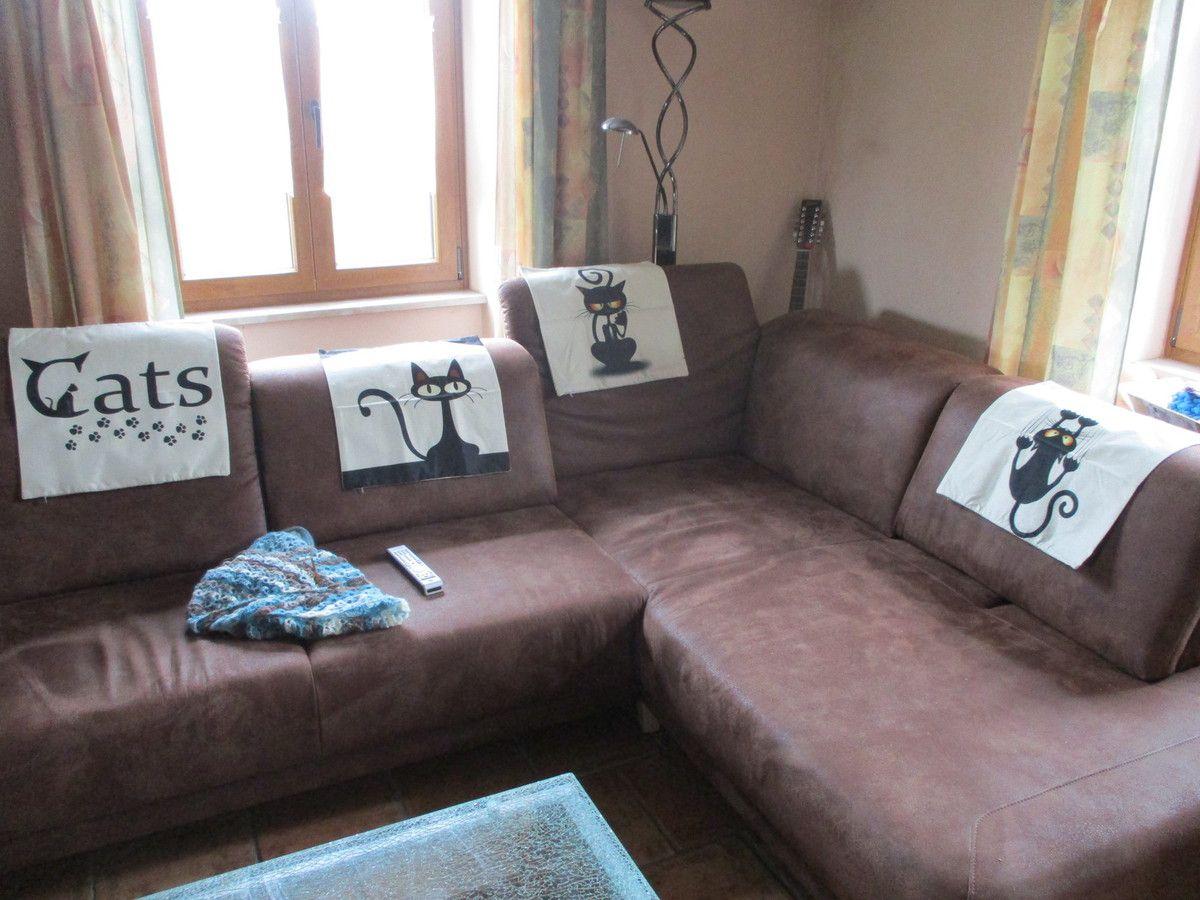 Pour mon canapé