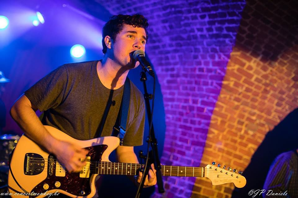 Surfer Blood - Pip Blom au Witloof Bar du Botanique, Bruxelles, le 15 mars 2017
