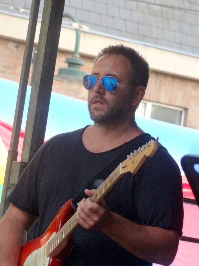 Tonton Blues Band - Uccle fête le 21 juillet - place de Saint-Job- le 21 juillet 2017