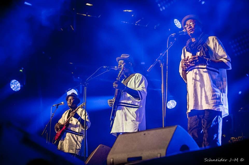 Considérations après le passage d' Ali Farka Touré Band au Sfinks Mixed 2017 - Boechout!