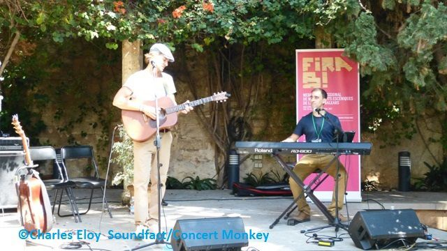 FiraB Mercat professional de música i arts escèniques de les Illes Balears - primer dia - Palma ( Mallorca)- 21 septembre 2017