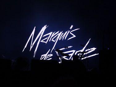 Festival Art Rock - Grande Scène ( Mat Bastard/ Django Django/ Vald/ Marquis de Sade) - Saint-Brieuc- le 18 mai 2018