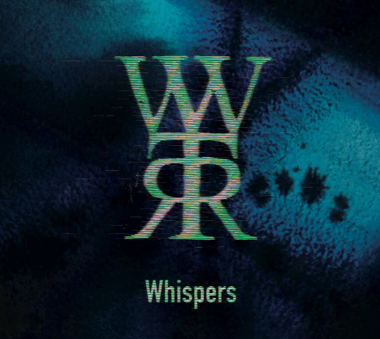 Album - Whispers - Run With The Wolves