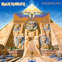 BACK TO BEFORE AND ALWAYS... Iron Maiden
