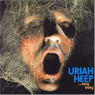 BACK TO BEFORE AND ALWAYS.... Uriah Heep!