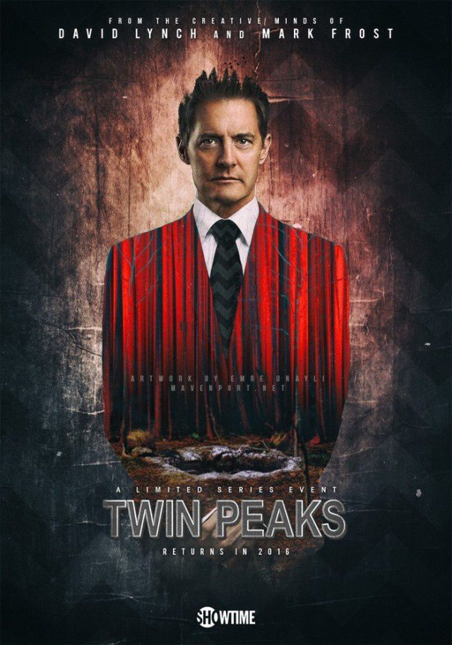 Twin Peaks: The Return (Saison 3)