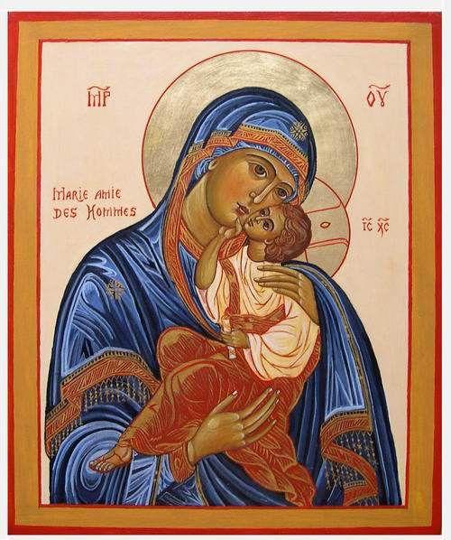Le Magnificat commenté par Saint Irénée, le theologien de l'histoire du salut