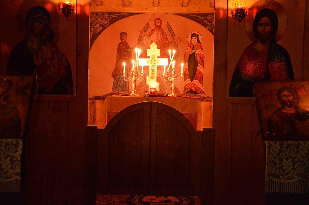 Prières et vie au monastère