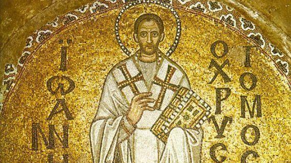 Saint Jean Chrysostome : HOMÉLIE SUR CE SUJET: QU'IL NE FAUT PAS DIVULGUER LES DÉFAUTS DE SES FRÈRES NI PRIER POUR QU'IL ARRIVE DU MAL A SES ENNEMIS.