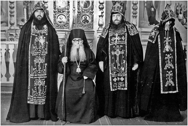 fête de tous les saints moines