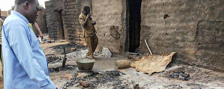 Mali : des dizaines de chrétiens tués par des musulmans