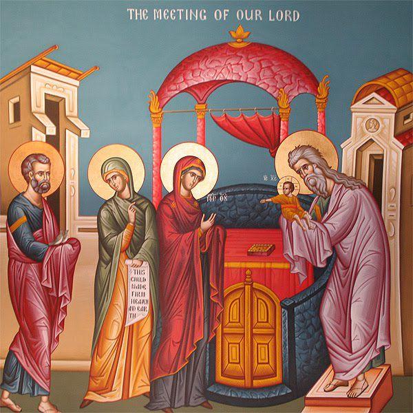 Lecture selon le temps liturgique du 2 février