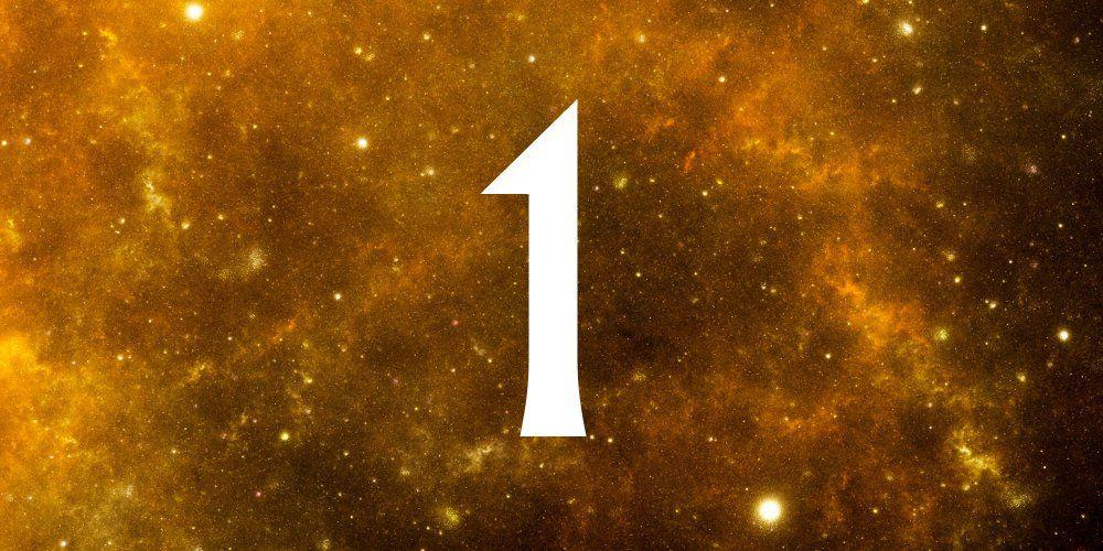 Propriétés du nombre 1