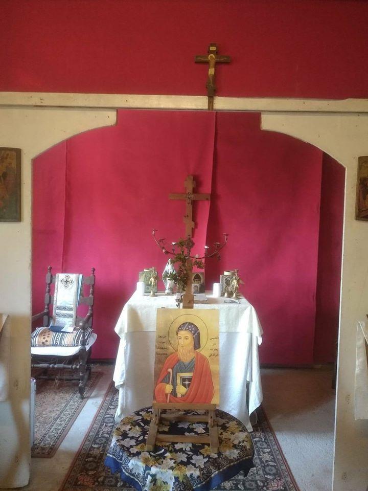 Chapelle Notre-Dame des Anges Mazirat