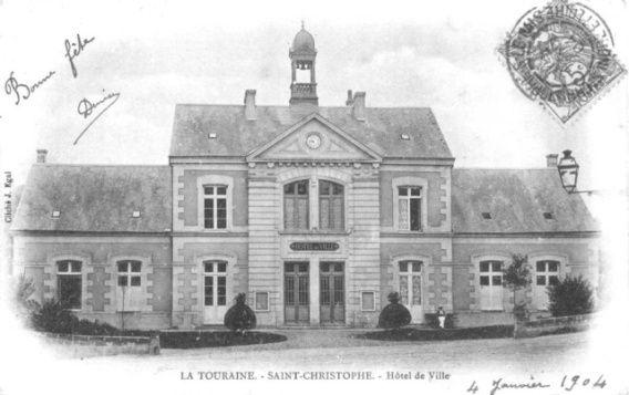 Réunion du conseil municipal de Saint-Christophe-sur-le-Nais