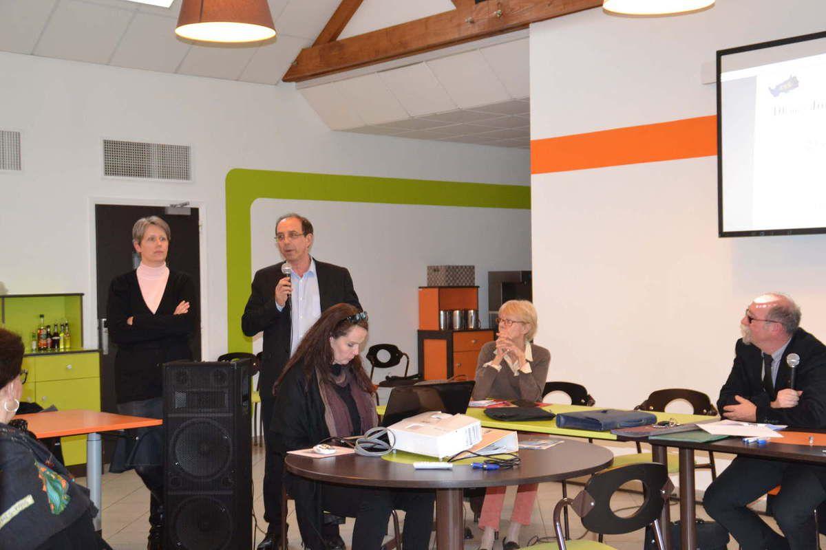 Philippe Guillemain et Karine Soullier sont heureux de recevoir les 10èmes Journées en Pays de Racan