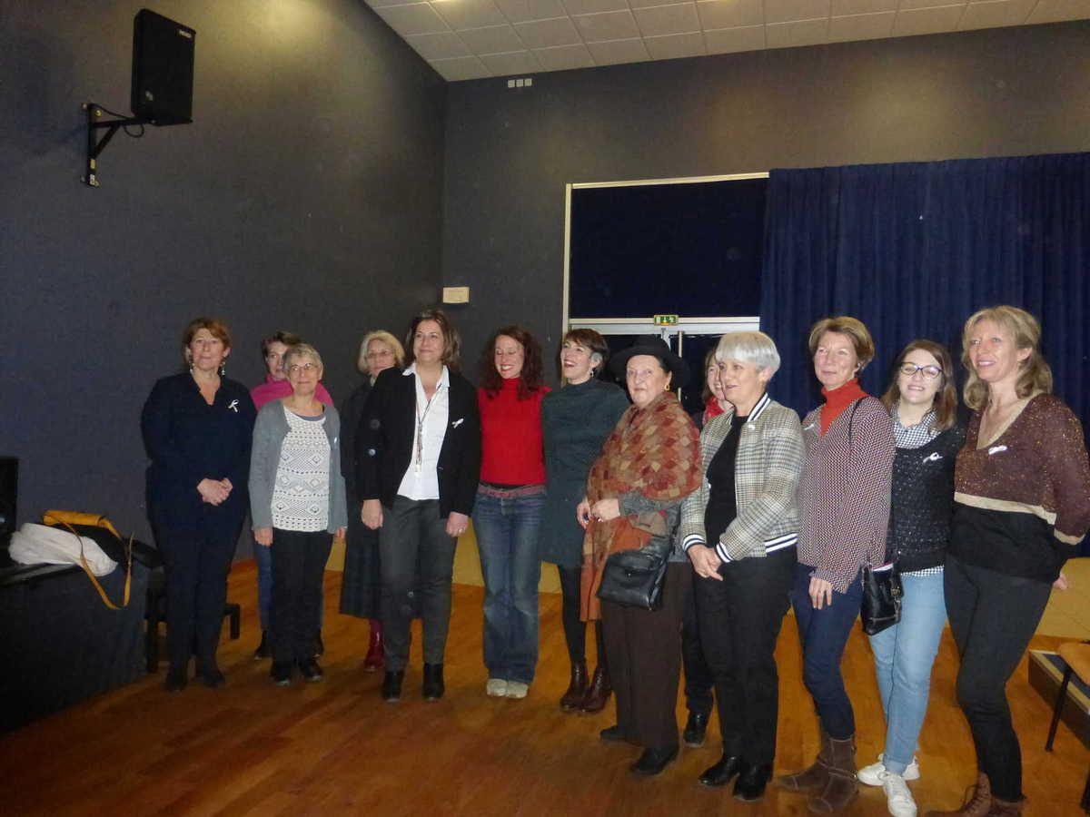 Organisatrices, intervenantes, toutes ces femmes participent au festival