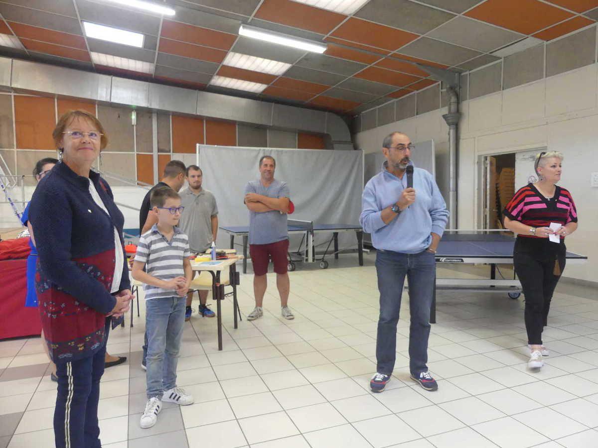 Saint-Christophe-sur-le-Nais : Forum des associations : une troisième édition réussie