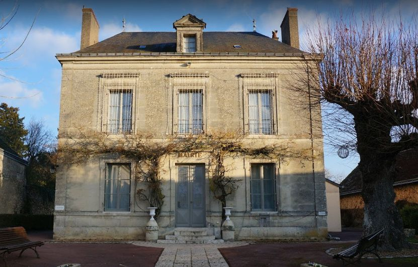 Mairie de Chemillé-sur-Dême (photo Google)