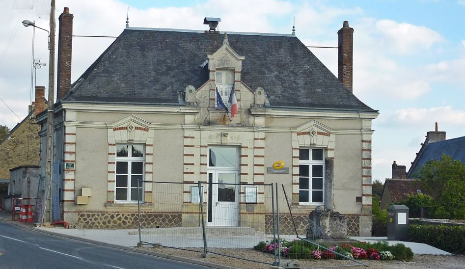 Mairie de Marray (photo google)