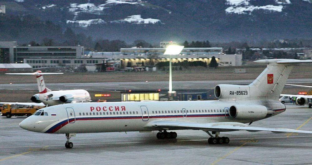La guerra electromagnética y el crash del Tupolev ruso