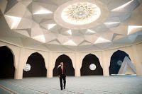 Erdogan inauguró el 23/10/2015 la mezquita Marmara, repleta de simbología cabalística.