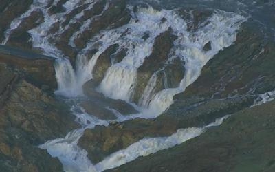 Oroville, riesgo de inundación