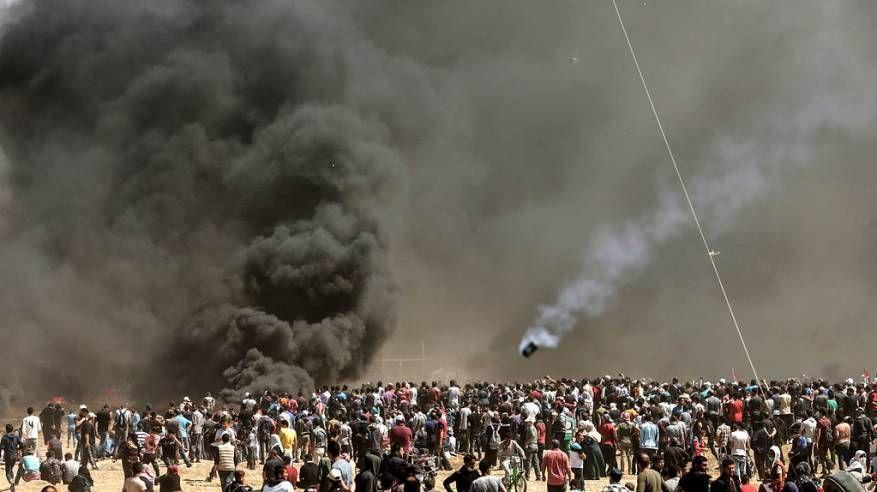Los 60 muertos de Gaza y el fin de la conciencia israelí