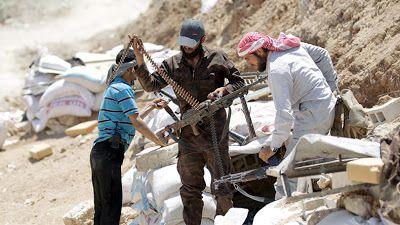 Alemania ha aportado discretamente casi 50 millones de euros a los rebeldes en Idleb... pero no revela sus nombres