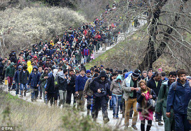 Marraquech, conferencia mundial de la migración. La agenda sigue su curso, la migración es un derecho humano… que entierra a los estados