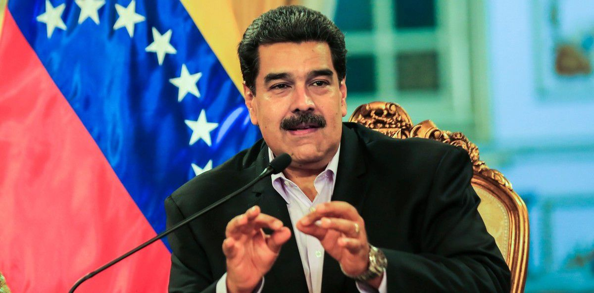 El presidente de Venezuela, Nicolás Maduro, en la mira del poder sionista