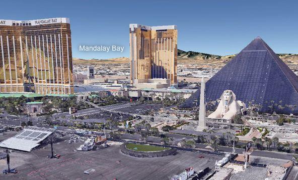 """FBI concluye que """"no hubo un móvil"""" para la masacre de Las Vegas, lo que deja al Estado Profundo como principal sospechoso"""