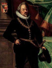 Carlos I de Liechtenstein, 1569 - 1627, 1er Príncipe de Liechtenstein, fundador de la Familia Príncipe de Liechtenstein